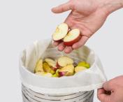 Загрузите продукты в фильтр пресса Ханхи